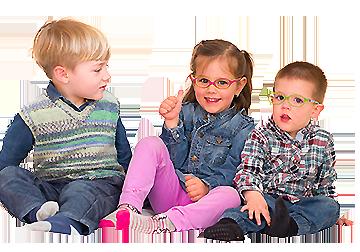 Pirinyó Gyermekszemészet Logo